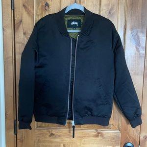 Stussy bomber jacket